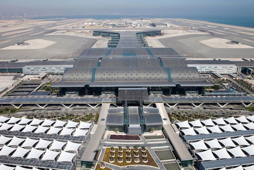 Aeroporto Del Qatar : Qatar operativo il nuovo aeroporto internazionale di doha