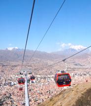 La Paz Cover