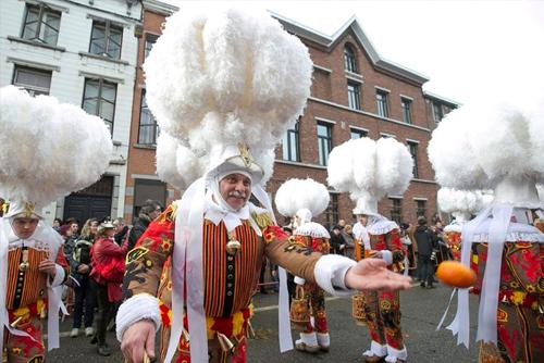 Carnevale di Binche