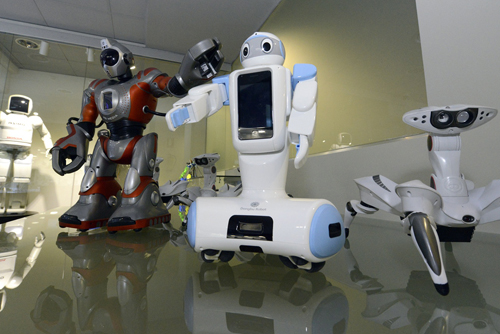 robot museo