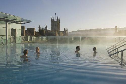I 5 migliori bagni termali in Europa