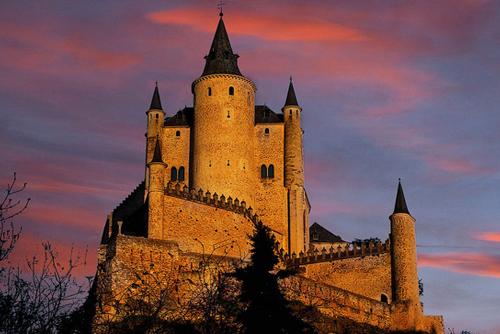 Castello di Segovia