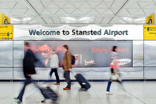 Londra Stansted